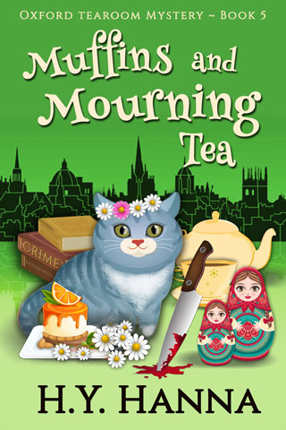 Muffins and Mourning Tea cover