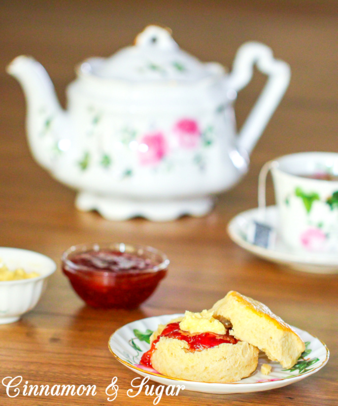 Traditional English Scone recipe from Oxford Tearoom Mysteries (culinary cozy mystery for cat lovers and British mystery fans)