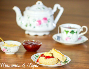 Traditional English Scones-6333