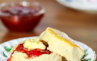 Traditional English Scone Recipe