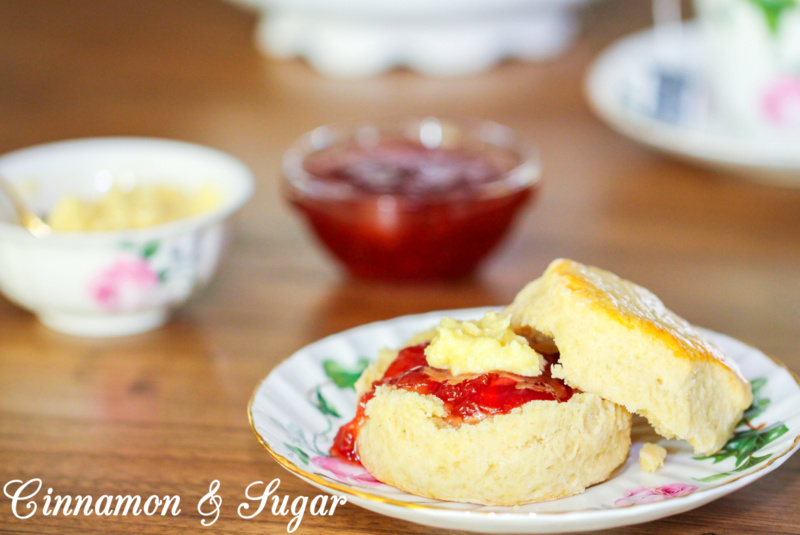 Traditional English Scones-6339