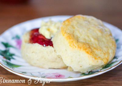 Traditional English Scones-6343