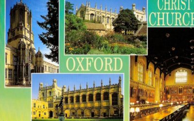 "Q&A: ""What was it like being at Oxford & did you like living in England?"""