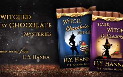 NEW RELEASE: BEWITCHED BY CHOCOLATE Mysteries