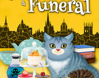 NEW RELEASE: Four Puddings and a Funeral (Oxford Tearoom Mysteries #6)