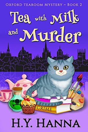 Tea With Milk and Murder