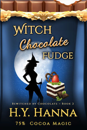 Witch Chocolate Fudge