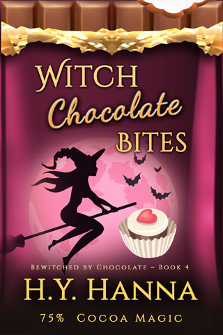 Witch Chocolate Bites